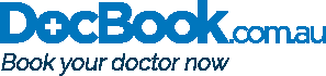 Docbook book your doctor now - Logo